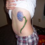 Cornflower Tattoo