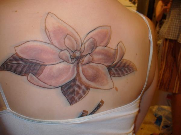 Magnolia Flower Tattoo Flower Tattoos Designs And Meanings