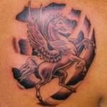 Fantasy Style Tattoo