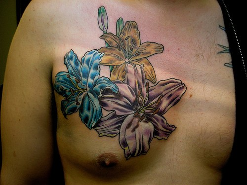 The Most Tattooed Flowers