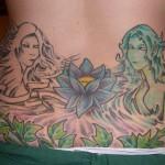 lotus most tattooed flower