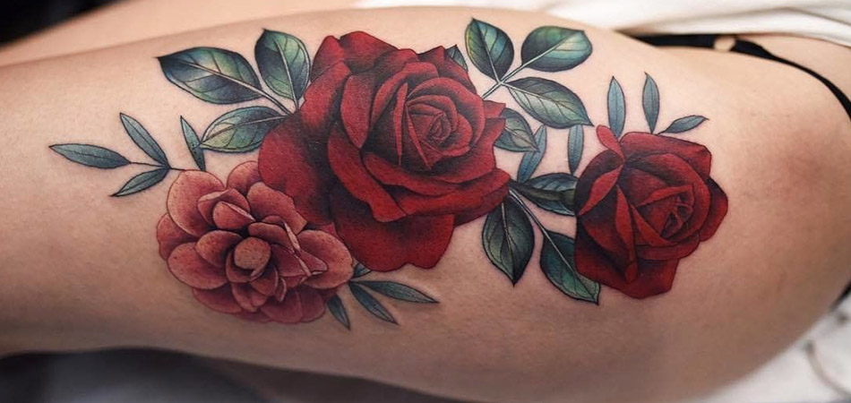 Flower Tattoo Meanings Designs Ideas And Types Of Tattoos